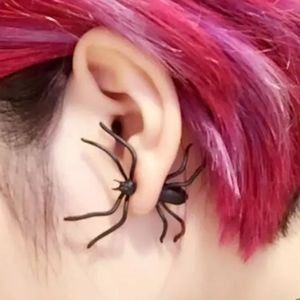🕷 Scary Spider Halloween Illusion Easy Costume